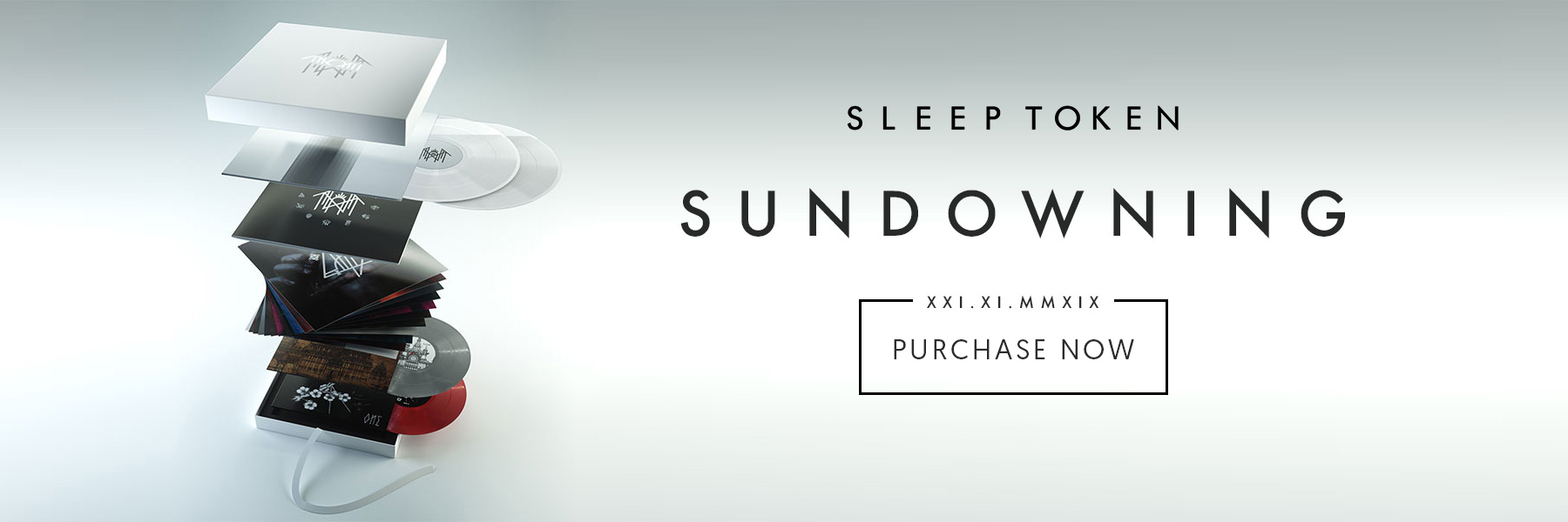 Pre Order Sleep Token Sundowning